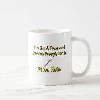 I've Got a Fever and . . More Flute Mugs