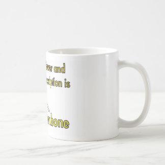 I've Got a Fever . . . Trombone Coffee Mug