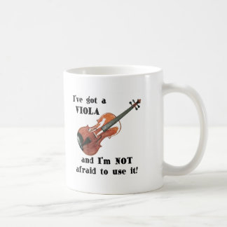 I've Got a Viola Coffee Mug