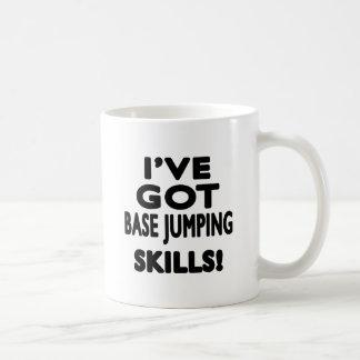I've Got Base Jumping Skills Mug