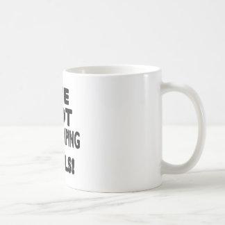 I've Got Base Jumping Skills Coffee Mugs