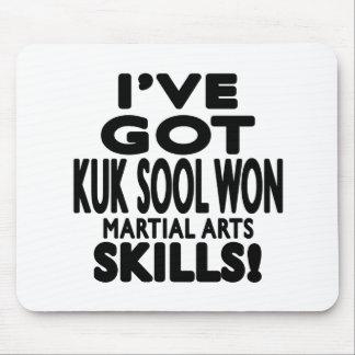 I've Got Kuk Sool Won Martial Art Skills Mousepad