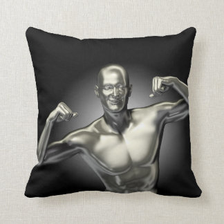 I've got the power throw pillow