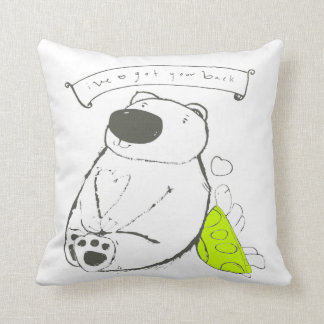 I've got your back cushion