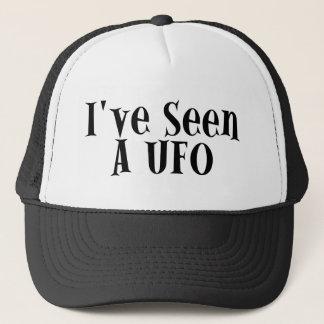 I've Seen A UFO Trucker Hat
