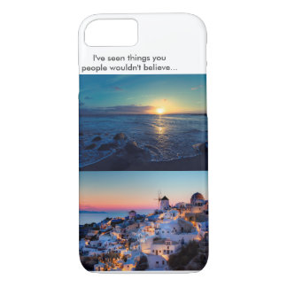 I've seen things you people wouldn't believe iPhone 7 case