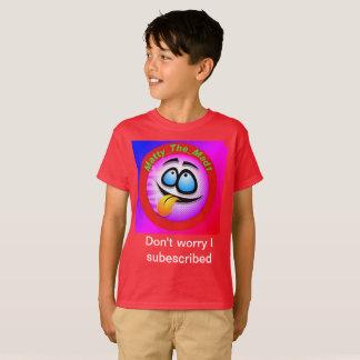 I've subescribed MTM1 merch T-Shirt