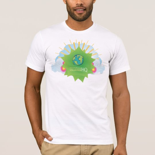IVHQ Cloud burst T-Shirt