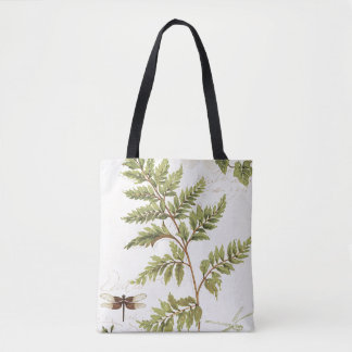 Ivies and Ferns Tote Bag