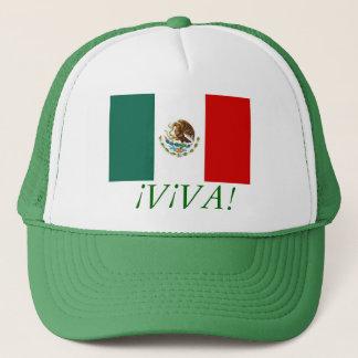Iviva Mantequilla Mexican Trucker Trucker Hat