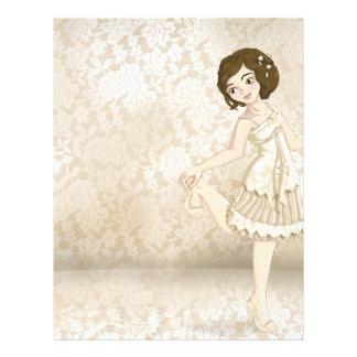 Ivory Bride Custom Flyer