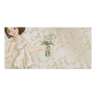 Ivory Bride Poster