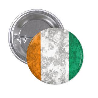 Ivory Coast 3 Cm Round Badge