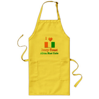 Ivory Coast Long Apron