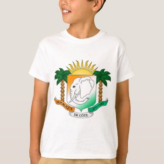 Ivory Coast coat of arms T-Shirt