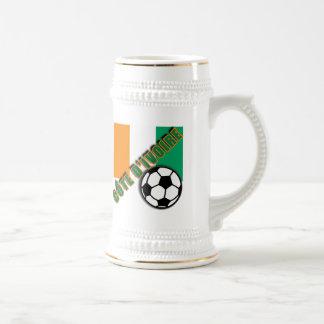 IVORY COAST COTE D'IVOIRE Soccer Fan Tshirts Coffee Mug