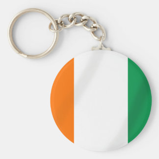 Ivory coast flag of Côte d'Ivoire gifts Keychains