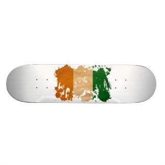 Ivory Coast Flag Skate Board Decks