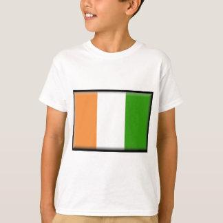 Ivory Coast Flag T-Shirt