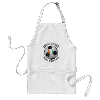 IVORY COAST SOCCER CHAMPIONS STANDARD APRON