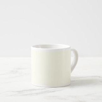 Ivory Color Espresso Mug