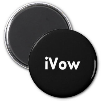 iVow Refrigerator Magnets