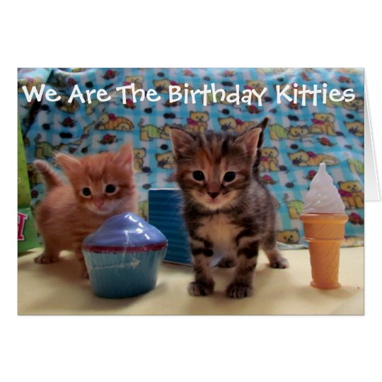 Ivy and Parker's Birthday Surprise Card