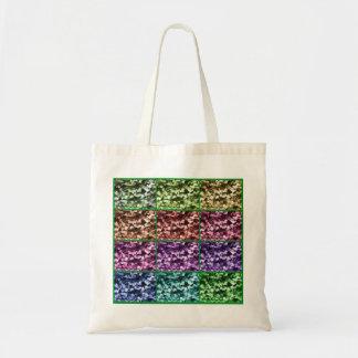 Ivy Artistic Colour Photo Progression Tote Bag