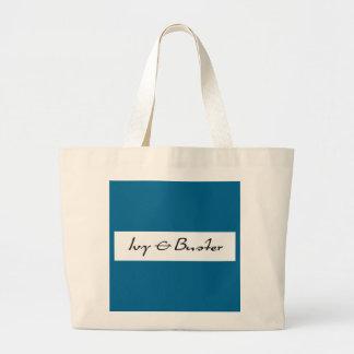ivy&buster logo bag