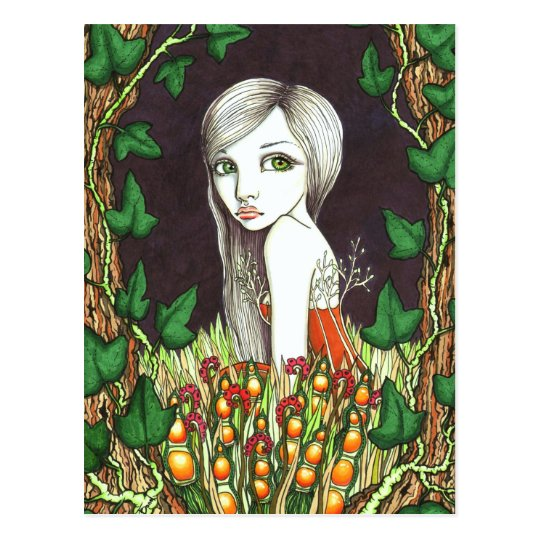Ivy Fae Postcard