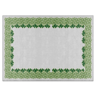 """""""Ivy Forever"""" cutting board"""