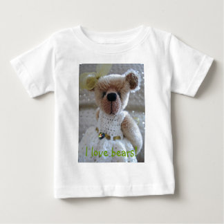 Ivy ... I love bears! Baby T-Shirt