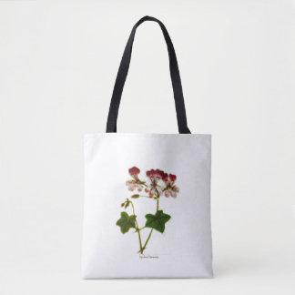 Ivy-leaved Geranium Tote Bag