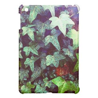 Ivy print iPad case