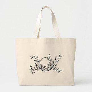 Ivy TriMoon Large Tote Bag