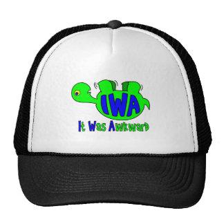 IWA MESH HAT