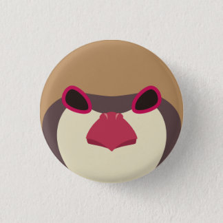 iwashiyako (normal) - Chukar (normal) 3 Cm Round Badge