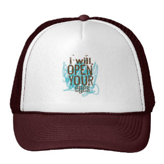 IWillOpenTruckerHat Cap