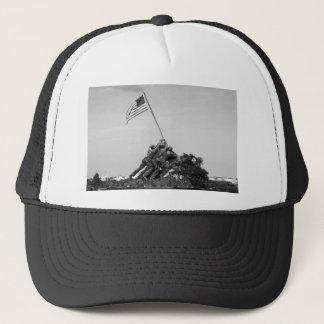 Iwo Jima Memorial Trucker Hat