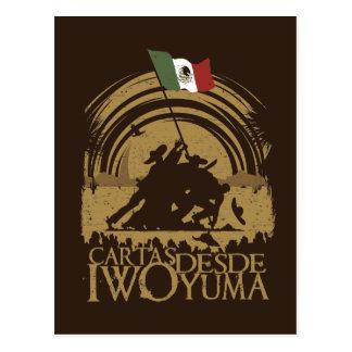 Iwo Yuma Post Card