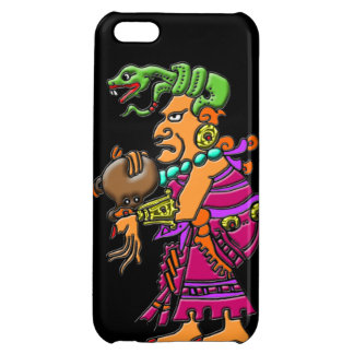Ix Chel Mayan medicine goddess colorful image Case For iPhone 5C