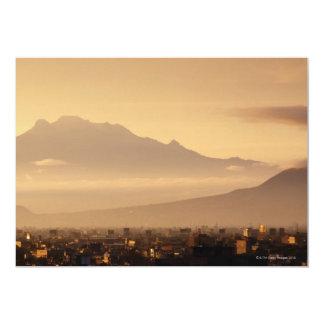 Ixtaccihuatl Volcano Card