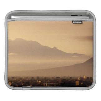 Ixtaccihuatl Volcano iPad Sleeves