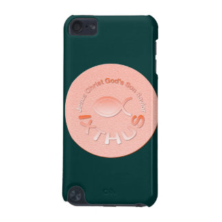 IXTHUS Christian Fish Symbol - COPPER iPod Touch 5G Cover
