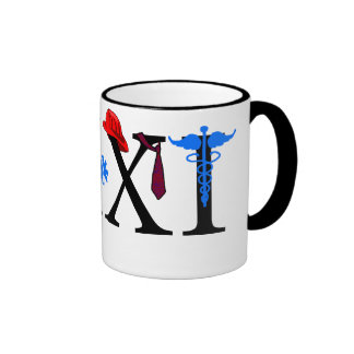 IXXI  Remember 9-11 Ringer Mug