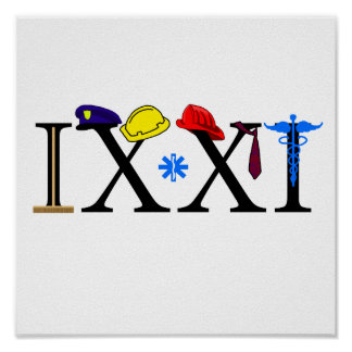 IXXI  Remember 9-11 Print
