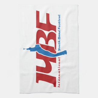 IYBF Logotype Tea Towel