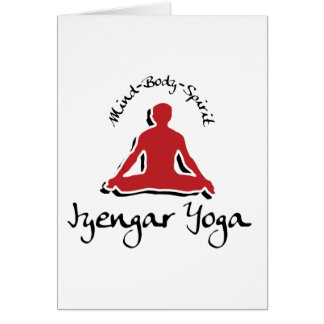 Iyengar Yoga Gift Card