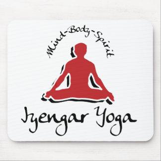 Iyengar Yoga Gift Mousepads
