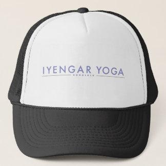 Iyengar Yoga Honolulu apparel Trucker Hat